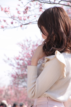 4-27朝日奈しおりさん モデル