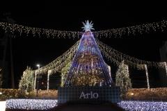 カラクリ・クリスマス アリオのイルミネーション点灯06