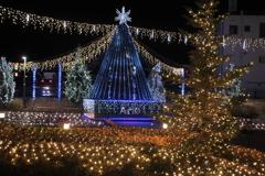 カラクリ・クリスマス アリオのイルミネーション点灯07