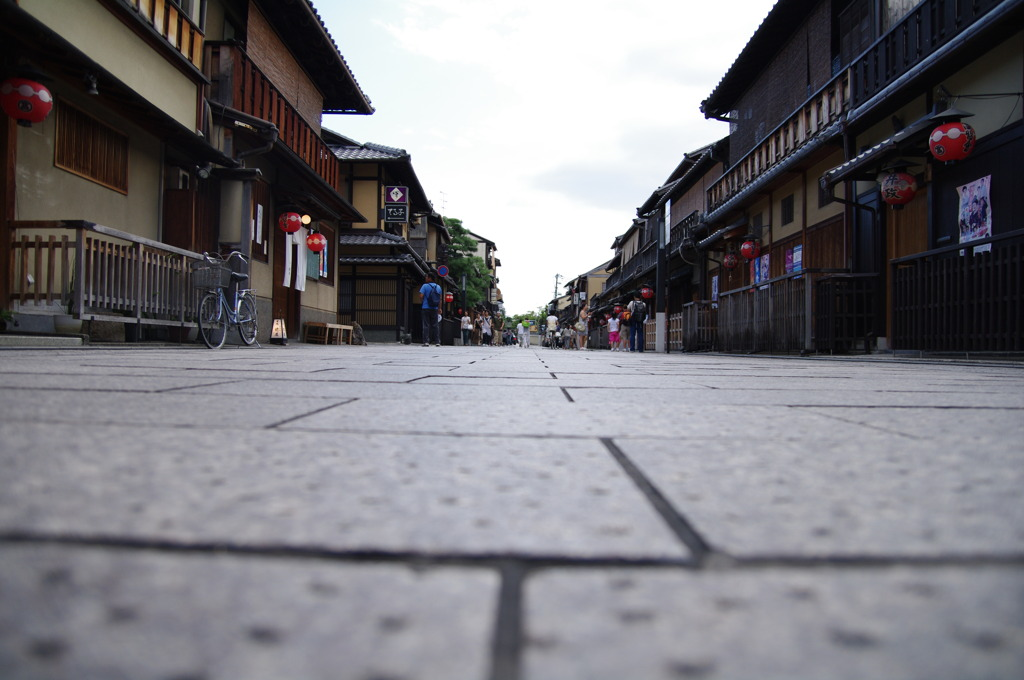 京都祇園違う目線から