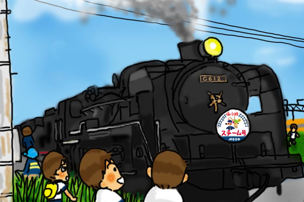梅小路蒸気機関車館ー2