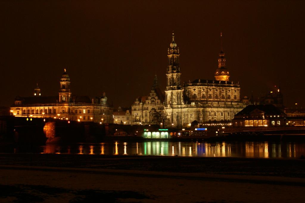 Dresden Night View