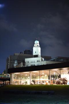 横浜徒歩巡り〜夜の町並み〜4