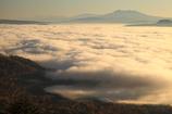 迫りくる雲海