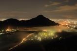 川霧×夜景