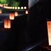 和歌の灯籠