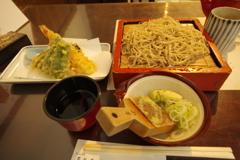 萩月庵 「千ひろ」の蕎麦