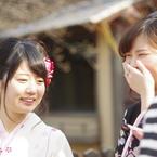 京都着物美人散歩