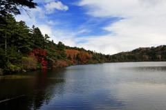 八ヶ岳 白駒池