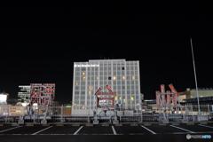仙台駅の裏側