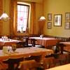 クラッシックホテルの食堂