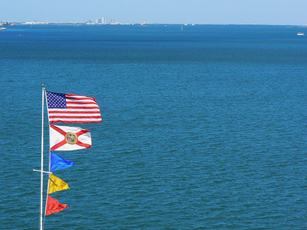 Flags and the Tampa Bay