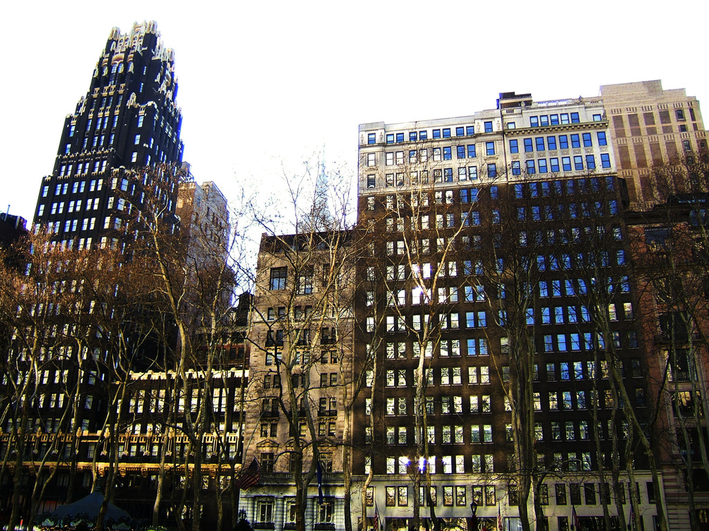Bryant Park Hotel, New York