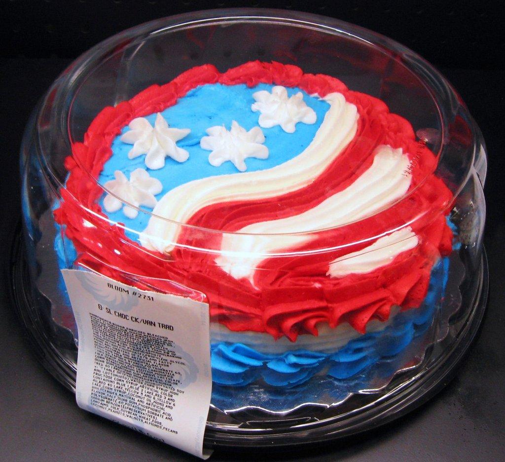 こんなケーキ食べたくない!