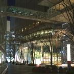 CANON Canon EOS Kiss Digital Xで撮影した風景(東京国際フォーラム)の写真(画像)