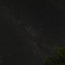 CANON Canon EOS Kiss X2で撮影した風景(天の川)の写真(画像)