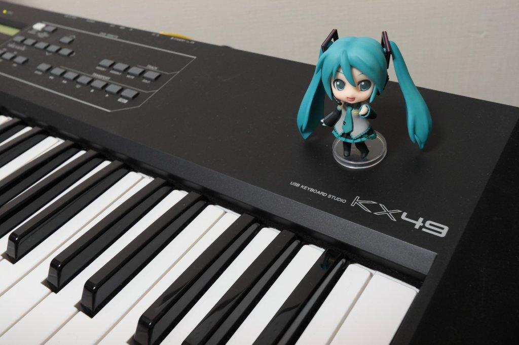 YAMAHA MIDIキーボード KX49