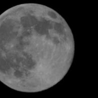 CANON Canon EOS Kiss X2で撮影した風景(月)の写真(画像)