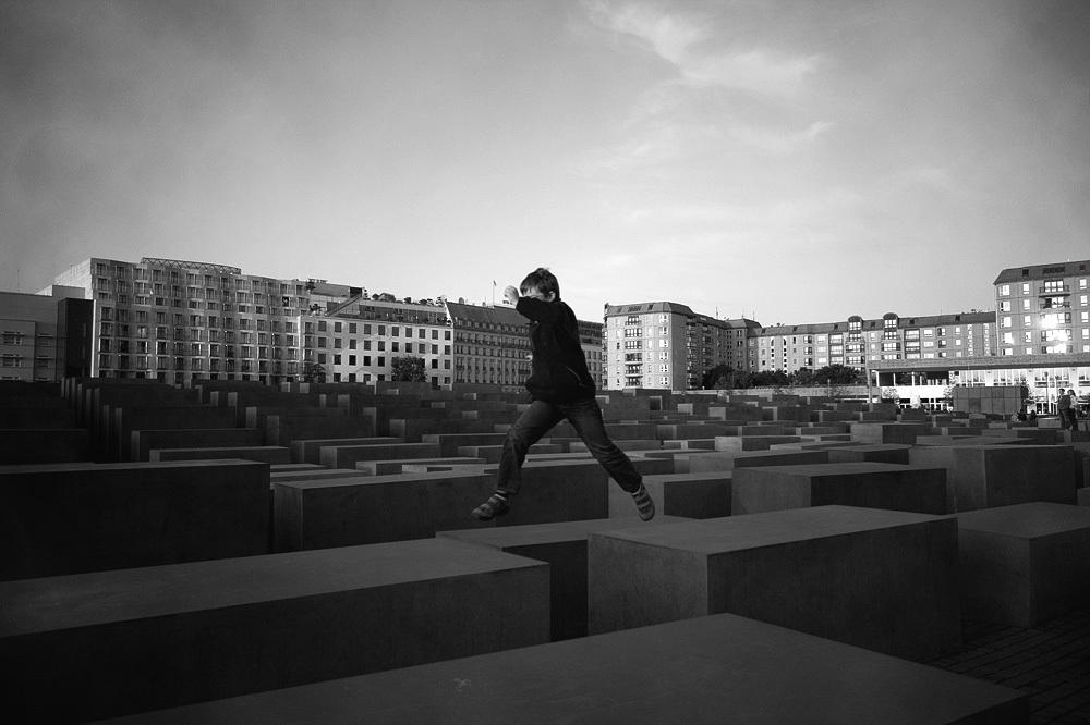 Springen!