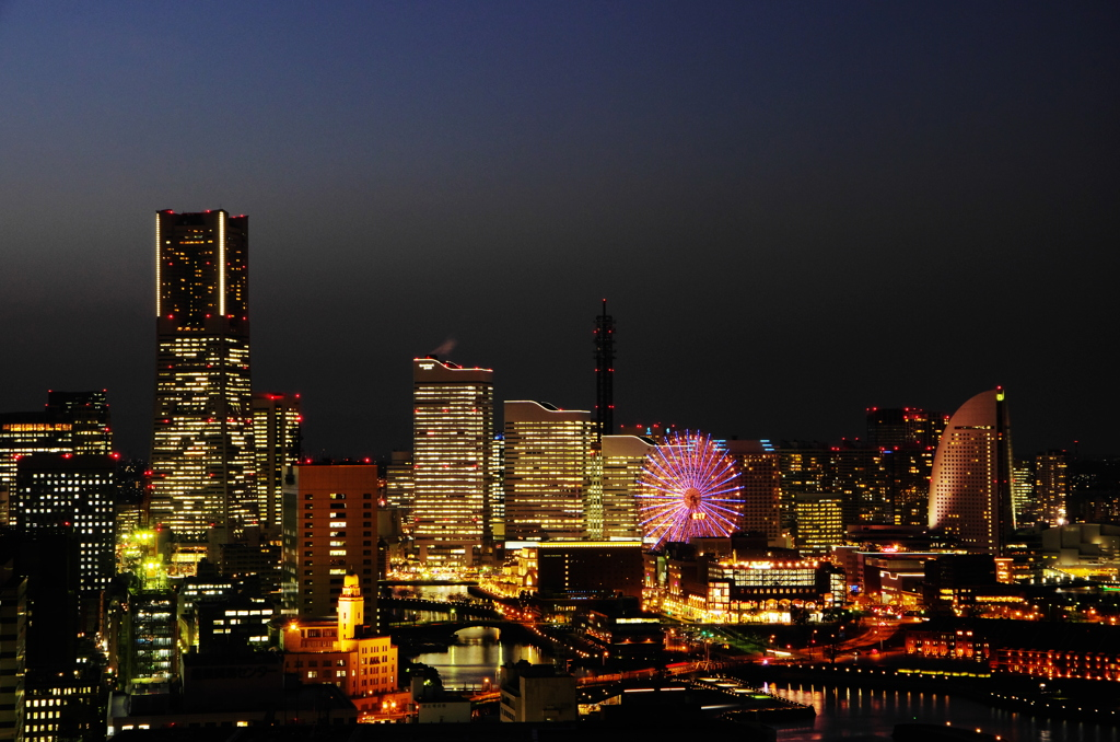 振り返れば横浜