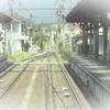 湘南の香りⅦ(誰もいない駅)