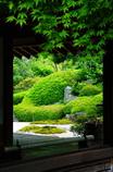 皐月もえ 侘び寂びの時空に 身をまかす 2009年カレンダー5月分β版