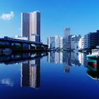 PENTAX PENTAX K-7で撮影した風景(運河情景)の写真(画像)
