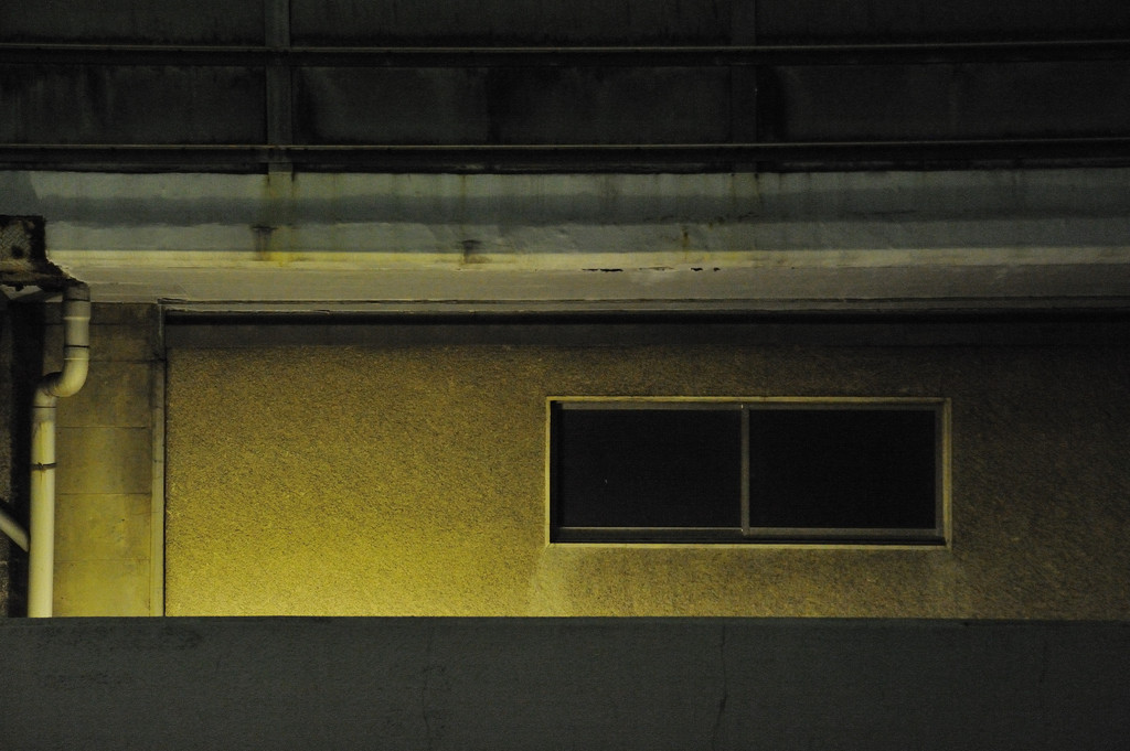 明かりと窓