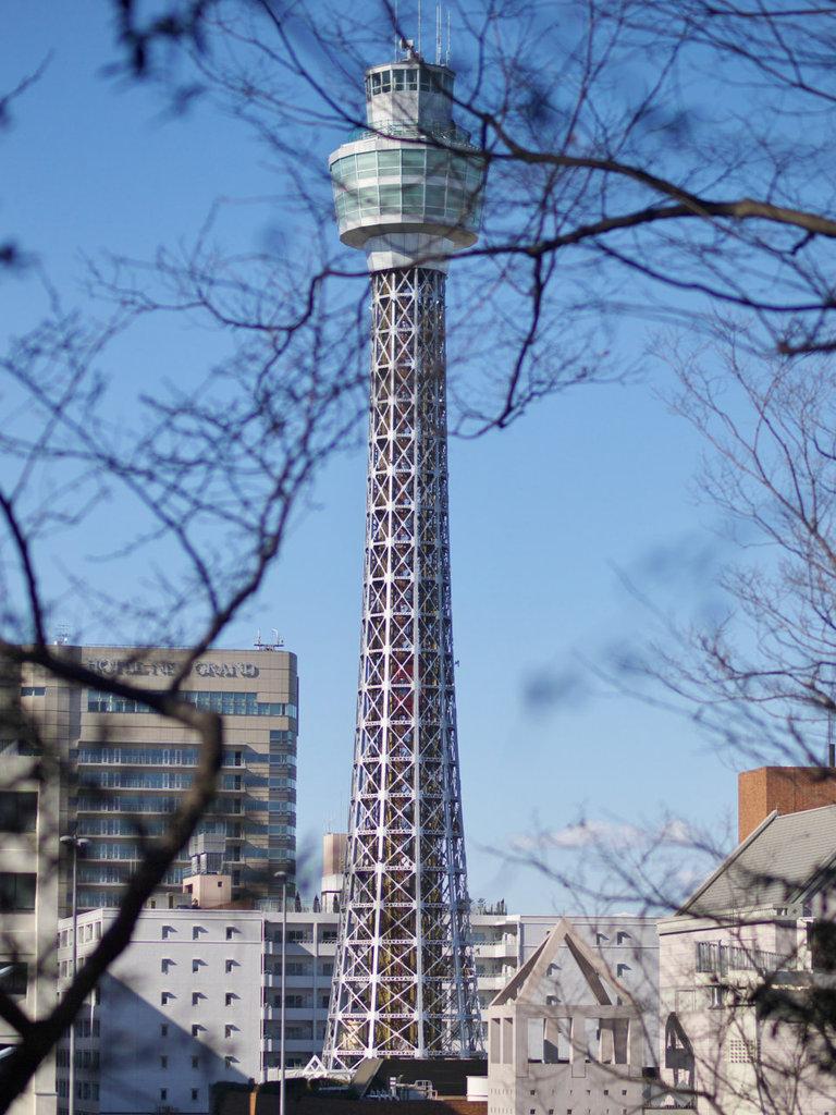 旧横浜タワー