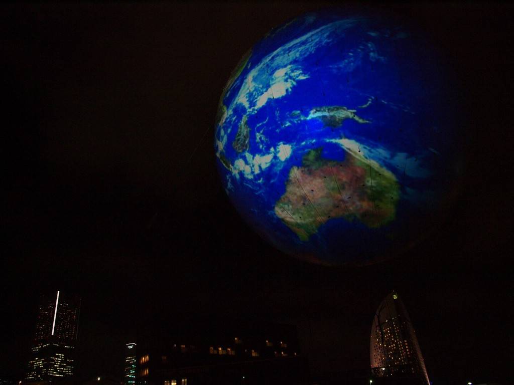 ホーム 地球