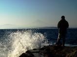 江ノ島から望む富士