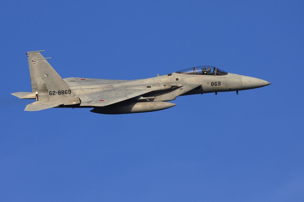 F-15那覇移動訓練1