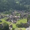 白川郷夏風景