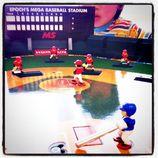 野球盤開幕