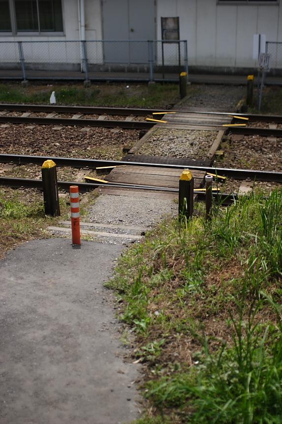 Railroad Crossing 2Tracks