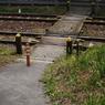 CANON Canon EOS 20Dで撮影したインテリア・オブジェクト(Railroad Crossing 2Tracks)の写真(画像)