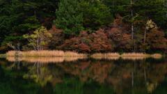 秋の湯ノ湖