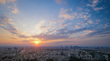 Tokyo's Sun Set 2