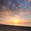 日本海の夕日 2