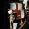 店先のピノキオ