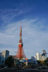元祖TOKYOのクリスマスツリー