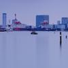 ぽつんと東京湾