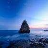 昼と夜の境にある島