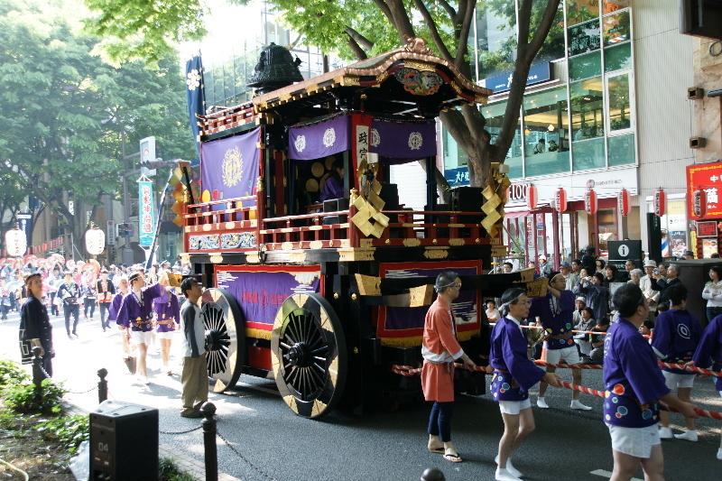 青葉本祭り