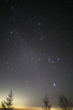 オリオン座流星群 2015