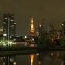 OLYMPUS E-510で撮影した建物(東京タワー)の写真(画像)