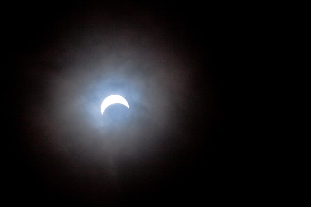部分日食2009年7月22日