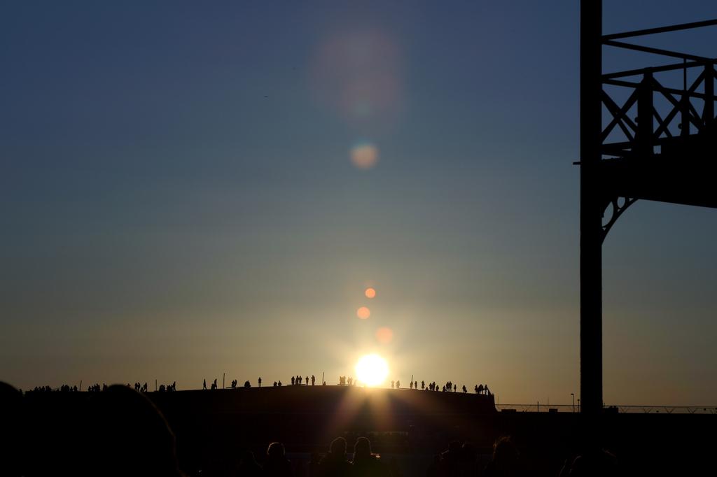 2009年初日の出