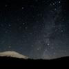 晩秋の星空