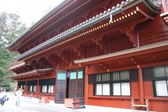 日光山輪王寺 大護摩堂